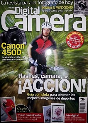 DIGITAL CAMERA. Nº 63. JUNIO 2008.