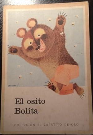EL OSITO BOLITA.: OBREGON, Enrique.
