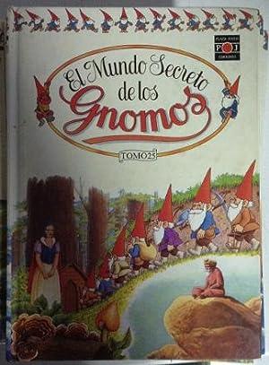 EL MUNDO SECRETO DE LOS GNOMOS. 25 TOMOS OBRAS COMPLETA.