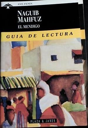 GUIA DE LECTURA: EL MENDIGO (NAGUIB MAHFUZ).