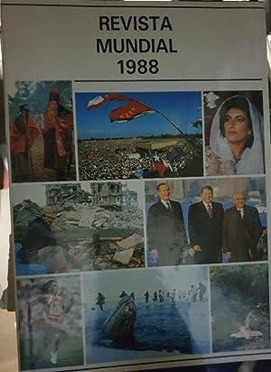 REVISTA MUNDIAL 1988. LOS ACONTECIMIENTOS MAS IMPORTANTES DEL AÑO.: GYSLING, Erich.