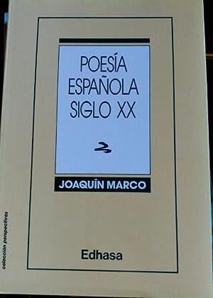 843501424x - Poesia española siglo, XX (Colección Perspectivas) de ...