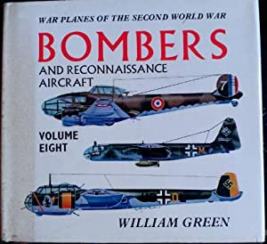 WAR PLANES OF THE SECOND WORLD WAR: GREEN, William.