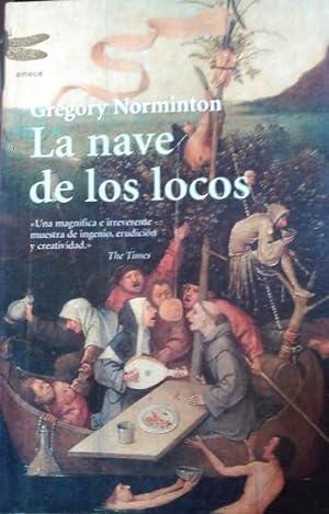 LA NAVE DE LOS LOCOS.: NORMINTON, Gregory.