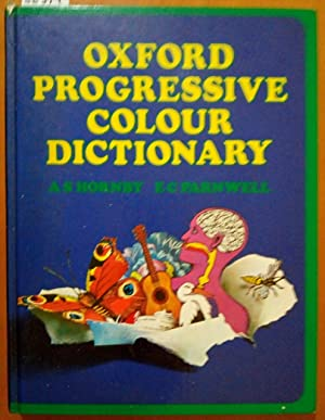 OXFORD PROGRESSIVE COLOUR DICTIONARY.: HORNBY/PARNWELL, A.S./E.C.