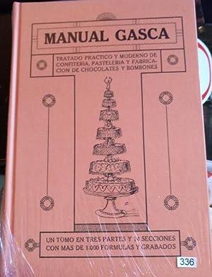 MANUAL GASCA. TRATADO PRACTICO Y MODERNO DE