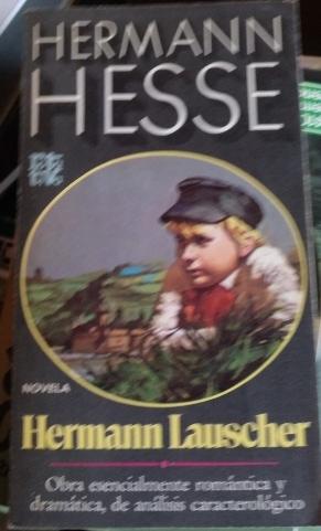 HERMANN LAUSCHER.: HESSE, Hermann.
