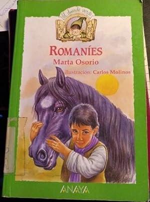 ROMAIES.: OSORIO, Marta.