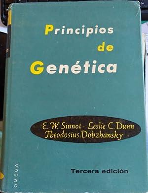 PRINCIPIOS DE GENETICA.: SINNOT/DUNN/DOBZHANSKY, E.W./Leslie C./Theodosius.