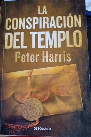 LA CONSPIRACION DEL TEMPLO.: HARRIS, Peter.