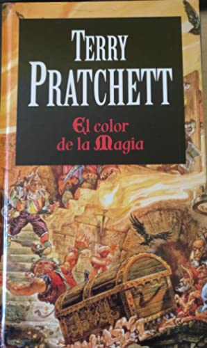 EL COLOR DE LA MAGIA.
