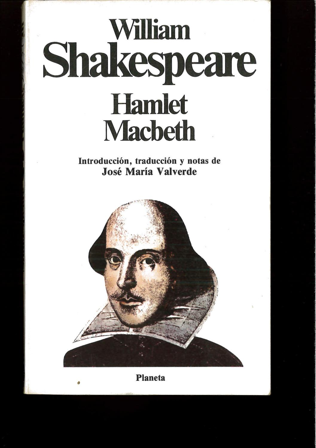 works such as hamlet and macbeth which depict the downfall of a hero