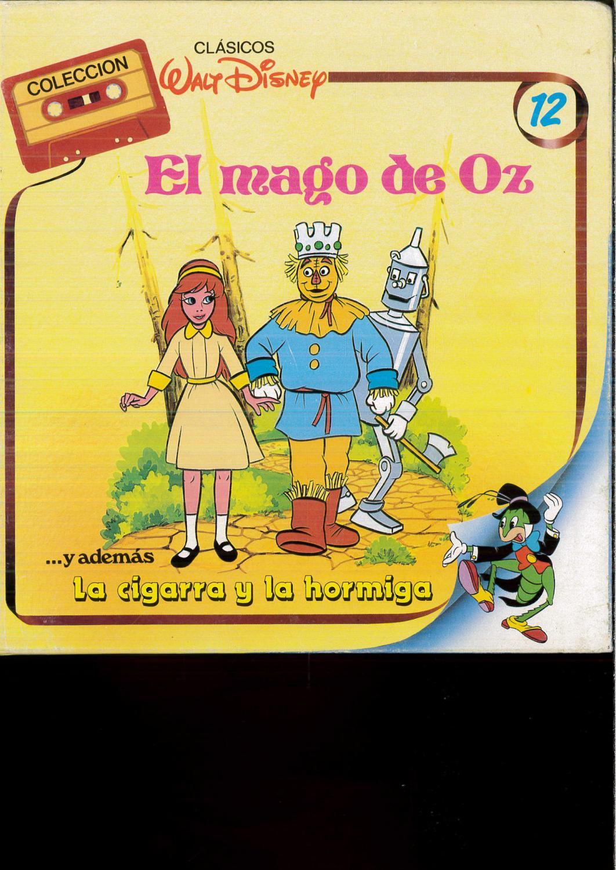 EL MAGO DE OZ - DISNEY