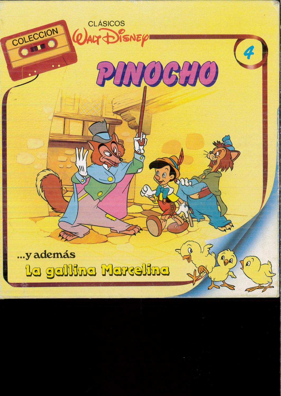 PINOCHO (CLASICOS WALT DISNEY)