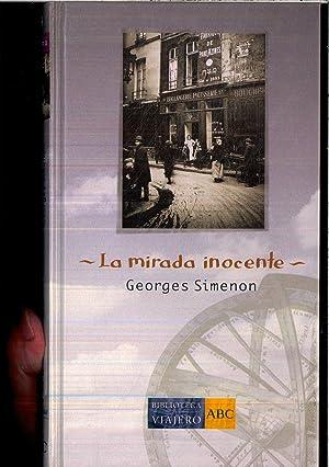LA MIRADA INOCENTE: GEORGES SIMENON