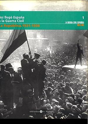 ASI LLEGO ESPAÑA A LA GUERRA CIVIL: FRANCISCO SALAS