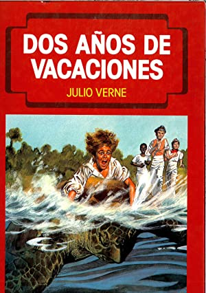 DOS AÑOS DE VACACIONES: JULIO VERNE
