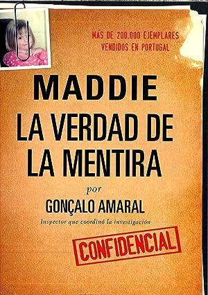 Maddie : la verdad de la mentira: Amaral, Gonzalo