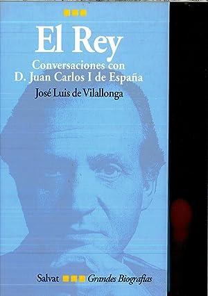 EL REY CONVERSACIONES CON D. JUAN CARLOS: JOSE LUIS DE