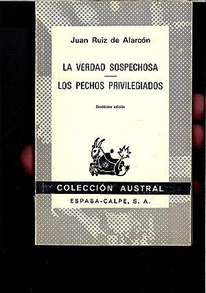 LA VERDAD SOSPECHOSA - LOS PECHOS PRIVILEGIADOS: JUAN RUIZ DE