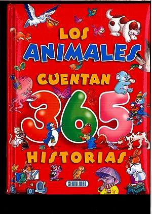 LOS ANIMALES CUENTAN 365 HISTORIAS: DOLORES LANZAS