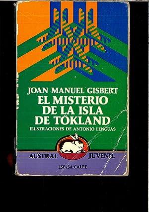 EL MISTERIO DE LA ISLA DE TOKLAND: JOSE MANUEL GISBERT
