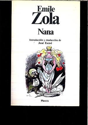 NANA: EMILE ZOLA