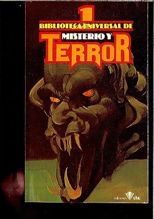 MISTERIO Y TERROR 1: JOSE ANTONIO VALVERDE