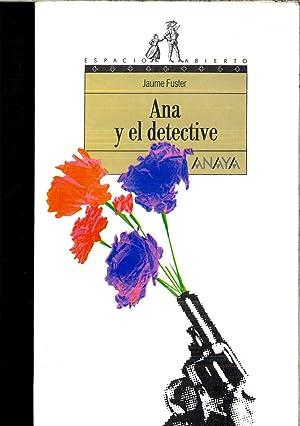 Ana y el detective: Fuster, Jaume