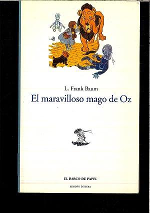 El maravilloso mago de Oz (Clásicos Juveniles: Bauman, L.Frank