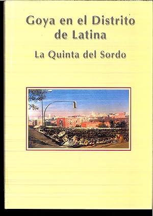 GOYA EN EL DISTRITO DE LATINA (LA: MANOLO LOPEZ