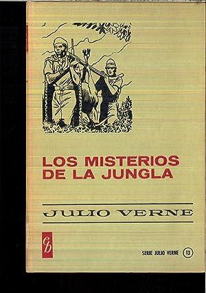 LOS MISTERIOS DE LA JUNGLA: JULIO VERNE