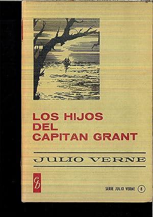 LOS HIJOS DEL CAPITAN GRANT: JULIO VERNE