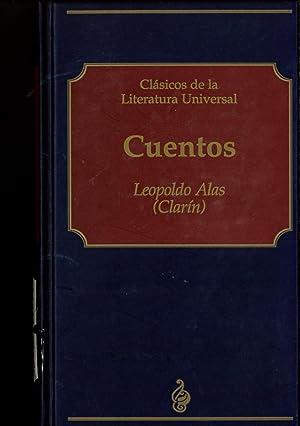 Cuentos: Leopoldo (1852-1901) (Clarin)
