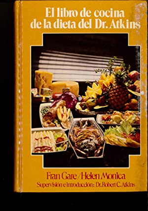 Libro de la cocina de la dieta: Robert C. Atkins