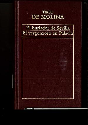 EL BURLADOR DE SEVILLA - EL VERGONZOSO: TIRSO DE MOLINA