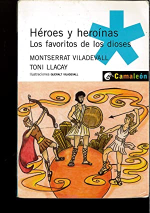 Héroes y heroínas (Camaleón & Nautilius): Toni Llacay; Montse