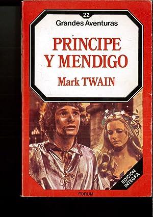 PRÍNCIPE Y MENDIGO: Mark Twain