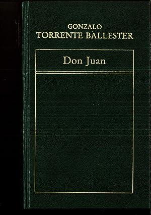 Don Juan (Historia de la Literatura Española): Gonzalo Torrente Ballester