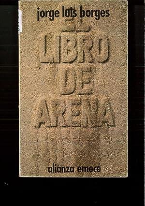 El Libro De Arena: JORGE LUIS BORGES