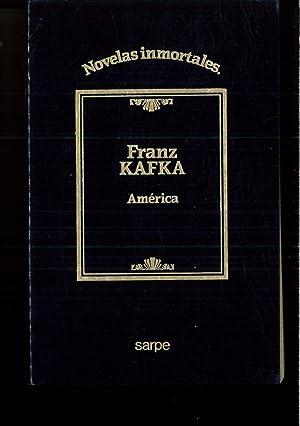 America: Kafka Franz