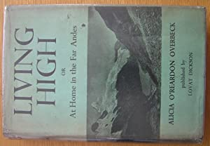 Living High.: Overbeck, Alicia O'Reardon.