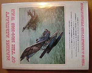 Marine Aircraft of the 1914 - 1918: Nowara, Heinz J.,