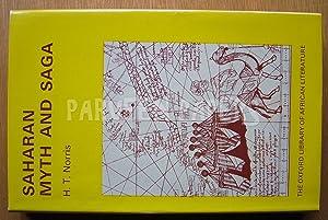 Saharan Myth and Saga.: Norris, H. T.