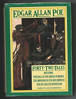 Forty-Two Tales - Including The Fall of: Poe, Edgar Allan