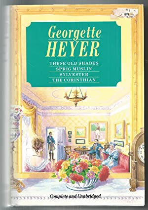 These Old Shades By Georgette Heyer AbeBooks