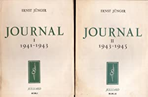 Journal. Tome I : 1941-1943. Tome II : 1943-1945.