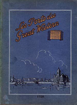 Les ports du Great Western, le groupe de docks le plus important du monde.
