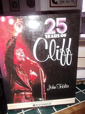 25 YEARS OF CLIFF (Cliff Richard): JOHN TOBLER