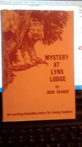 MYSTERY AT LYNX LODGE: JOAN SEAGER